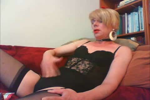 beautiful blonde Cd Mother Is Bored And JERK