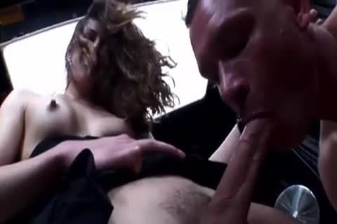 shemale Uses biggest penis To fuck dude