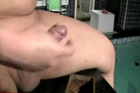 blonde T-beauty With biggest butt Is Teasing And jerking off