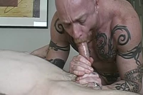 FTM Buck angel gets His slit poked And Sucked