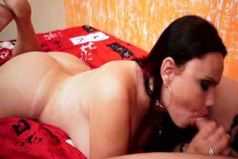 lady-man LETICIA COMPOY And Vinny get Busy