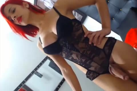 Red Haired tranny Cams
