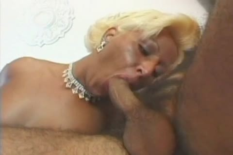 Andrea Nobili And Pierre D.J. banging With blond ladyboy
