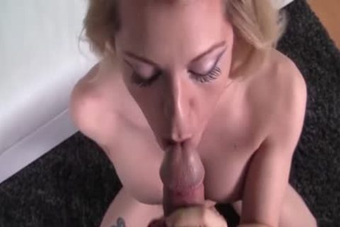 wicked Tyra Scott Bent Over After engulfing penis POV