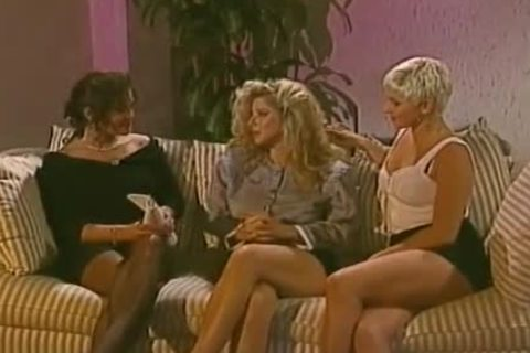 Angela Summers & Girlfriend receive Sex Therapy