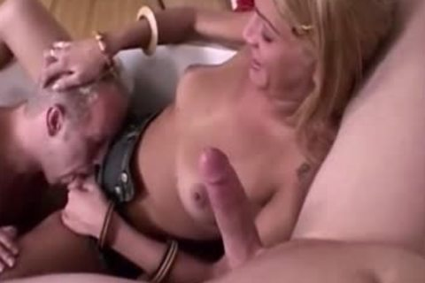 Azul Melina banged In 3some