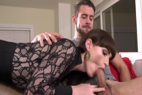 he Dreams To hammer His attractive Trans Roommate Natalie Mars