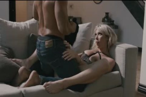 lascivious guy Didnt Expect to slam her neighbour TBabe Aubrey Kates wazoo
