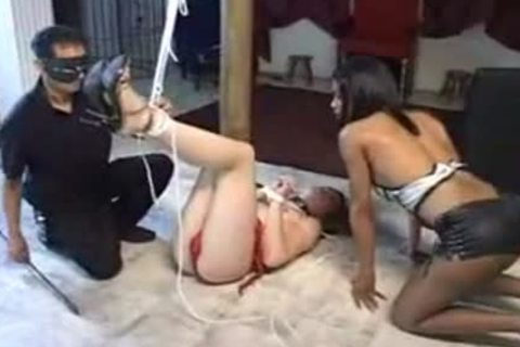 delicious shelady Endures A horny bondage Session By Dwqednqwjk