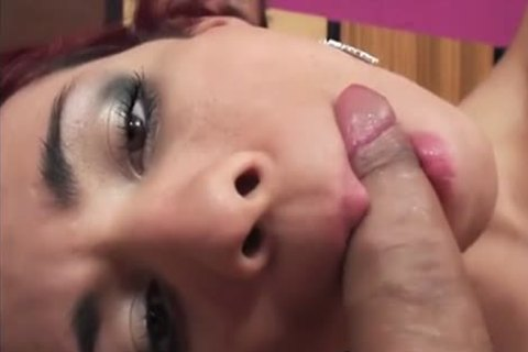 ravishing penis For A Hungry shemale gal