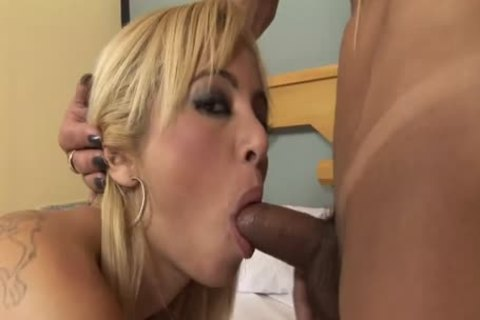 Tthis guy shemale drills A Petite And naughty blonde