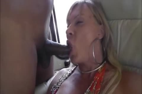 skank lady-man Cougar Love BBC